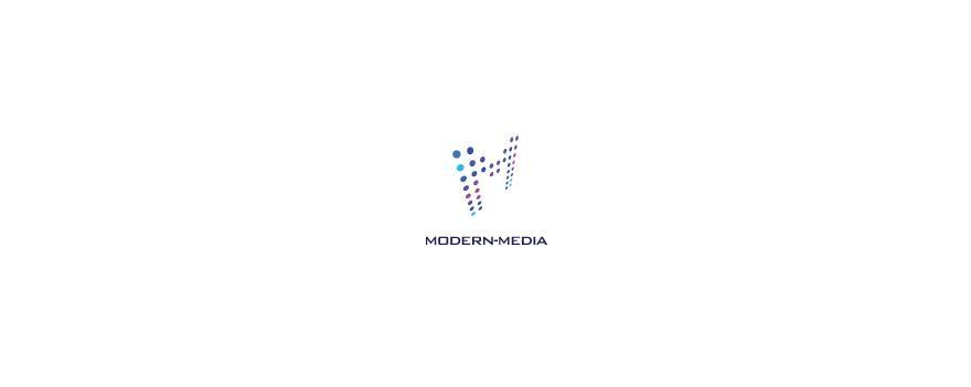 MODERN-MEDIA - Logos - Creattica