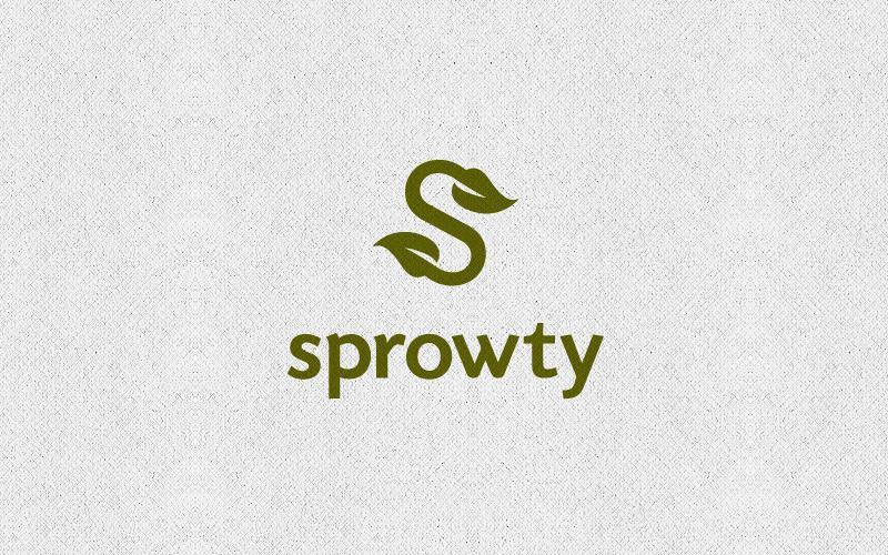 sprowty - Logos - Creattica