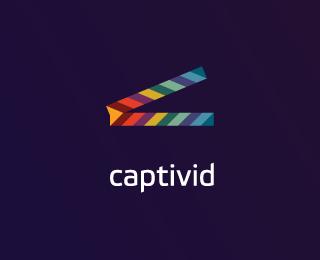 captivid - Logos - Creattica