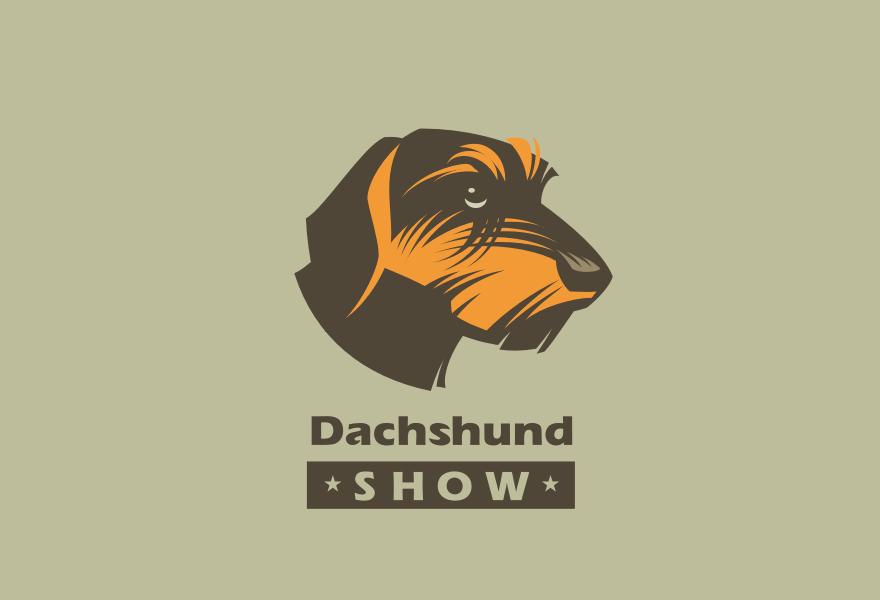 Dog Dachshund - Logos - Creattica