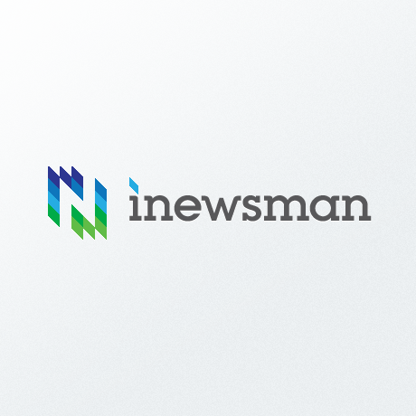 iNewsman - Logos - Creattica