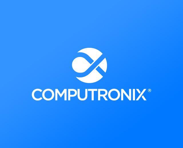Computronix Logo Redesign - Logos - Creattica