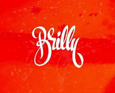 Brilly - Logos - Creattica