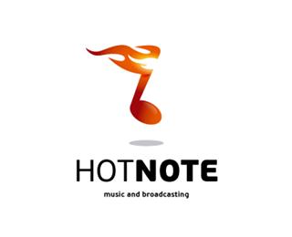 HotNote - Logos - Creattica