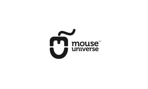 Mouse Universe - Logos - Creattica