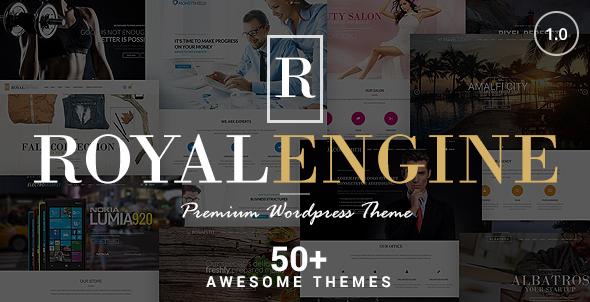 WordPress - Royal - Multi-Purpose Wordpress ThemeEngine | ThemeForest
