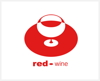 Red Wine - Logos - Creattica