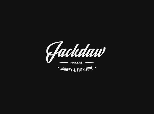 Jackdaw - Logos - Creattica
