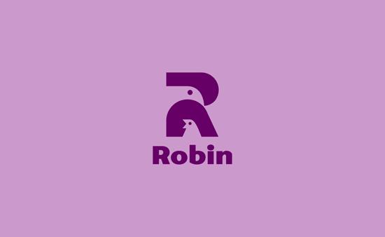 Robin - Logos - Creattica