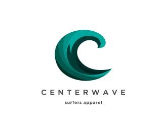 Centerwave - Logos - Creattica