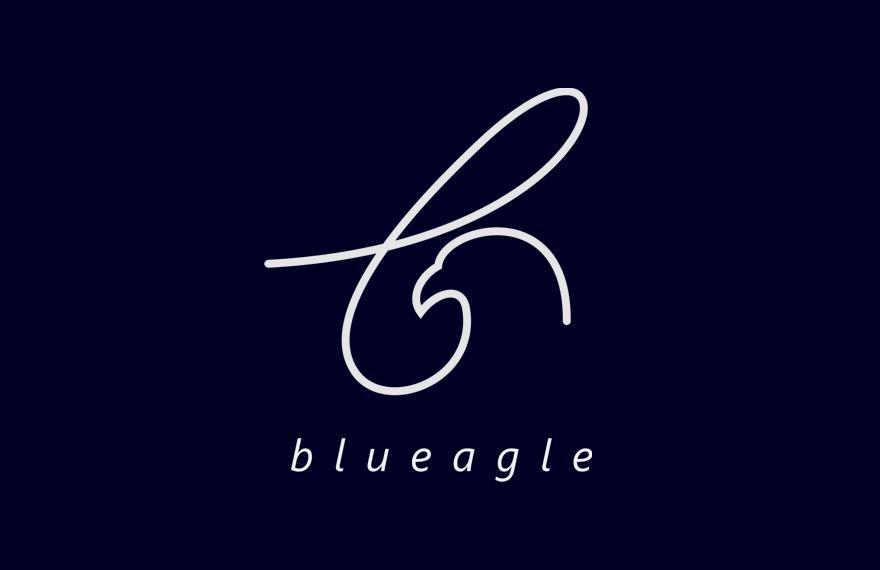 Blueagle - Logos - Creattica