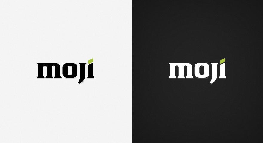 Moji - Logos - Creattica