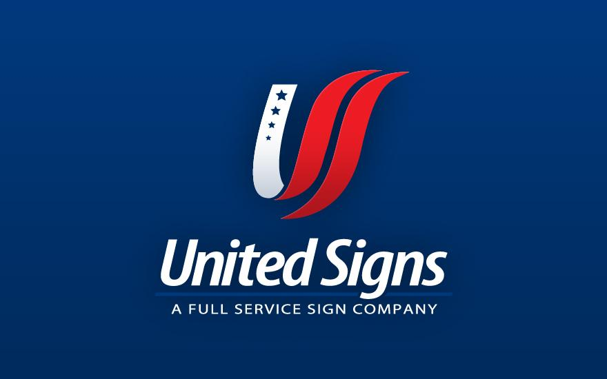 United Signs Logo - Logos - Creattica