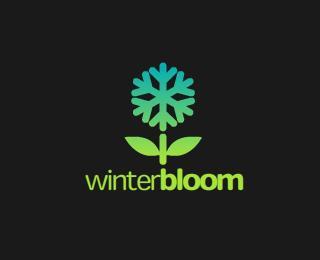 WinterBloom - Logos - Creattica