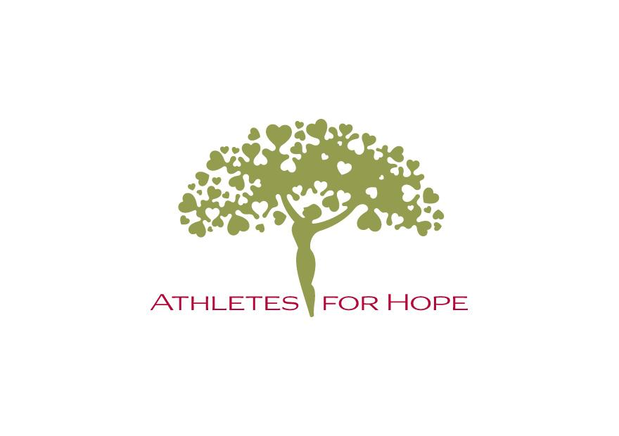 Athletes For Hope - Logos - Creattica