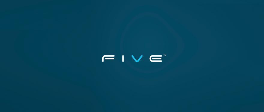 Five - Logos - Creattica