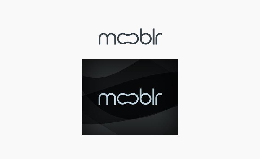 mooblr - Logos - Creattica
