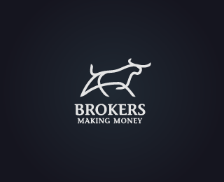 Brokers - Logos - Creattica