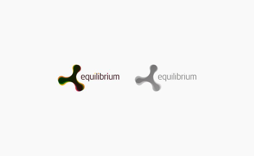 Equilibrium - Logos - Creattica