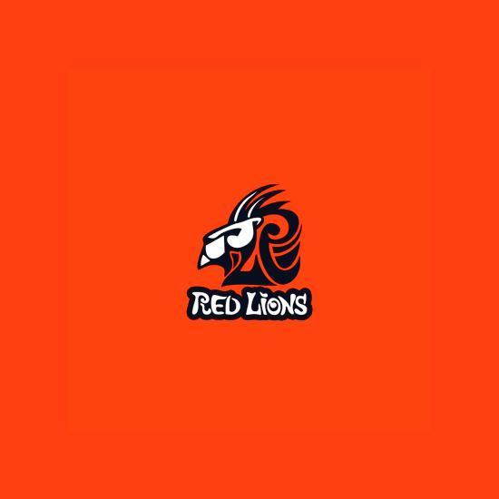 Red Lions - Logos - Creattica