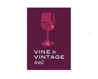 Vine to Vintage Trail - Logos - Creattica