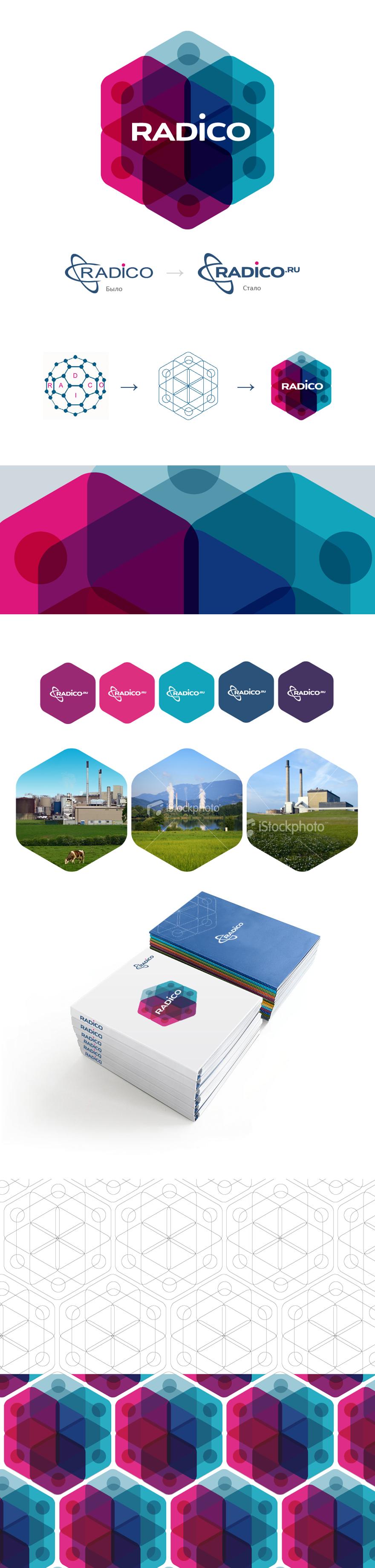 Radico - Logos - Creattica