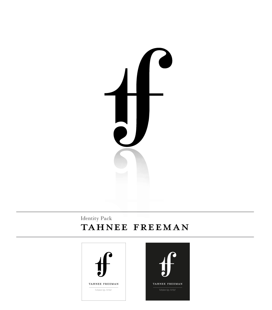 Tahnee Freeman - Logos - Creattica