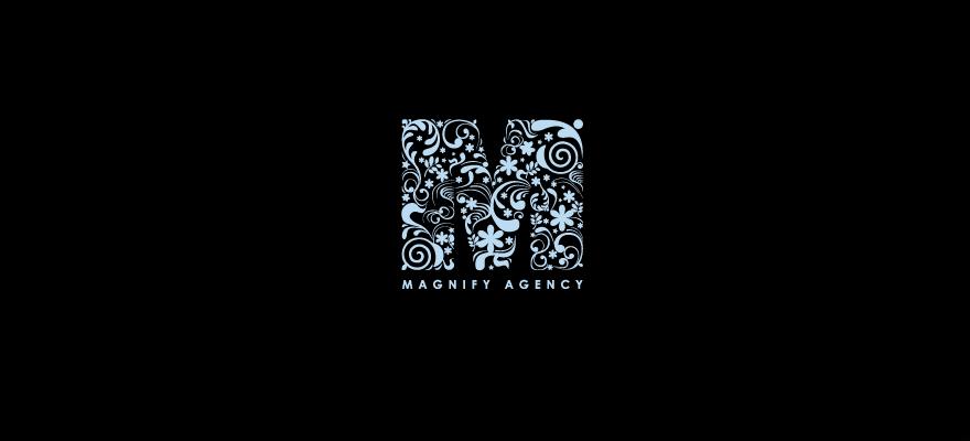 Magnify Agency - Logos - Creattica