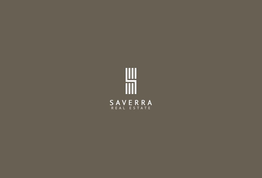 Saverra Real Estate - Logos - Creattica