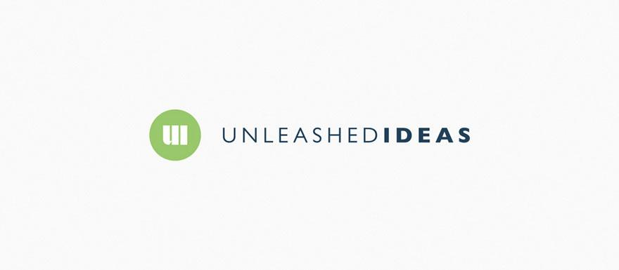 Unleashed Ideas - Logos - Creattica