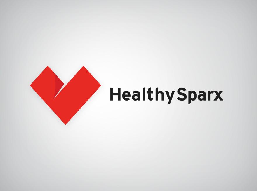 Healthysparx - Health Questions - Logos - Creattica