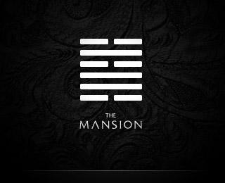 The Mansion - Logos - Creattica