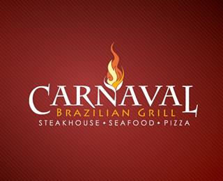 Carnaval Brazilian Grill - Logos - Creattica