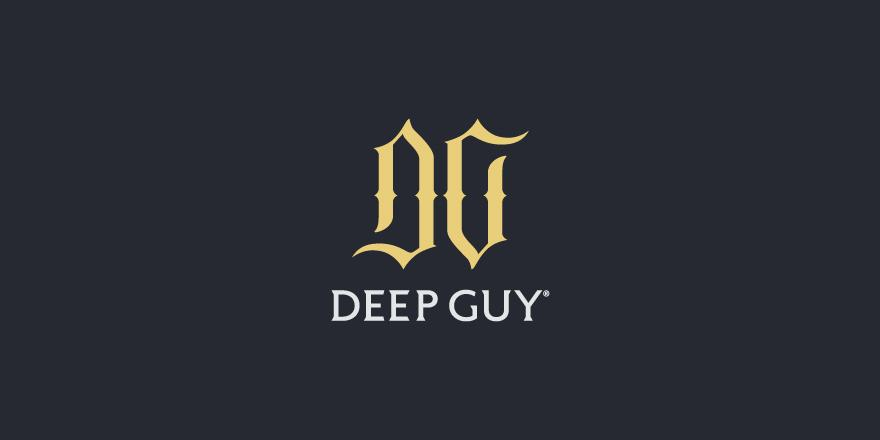 Deep Guy - Logos - Creattica