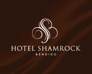 The Hotel Shamrock - Logos - Creattica