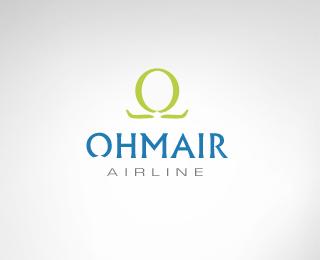 Ohmair - Logos - Creattica