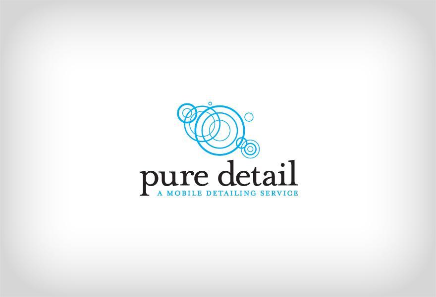 Pure Detail - Logos - Creattica