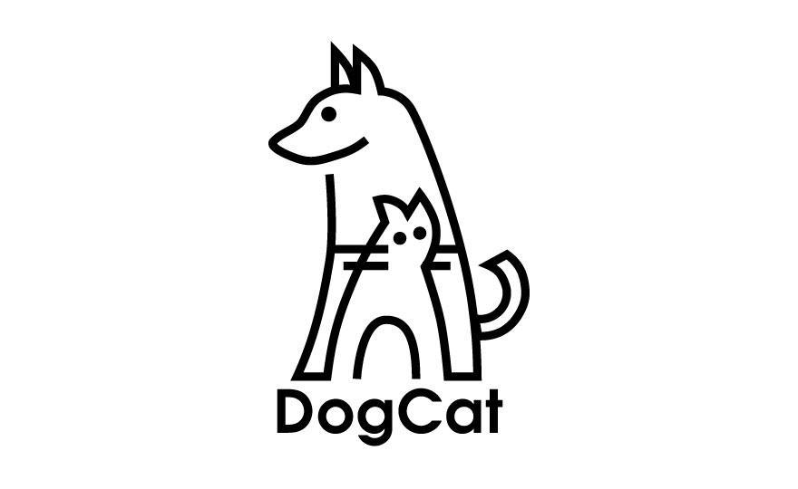 DogCat - Logos - Creattica