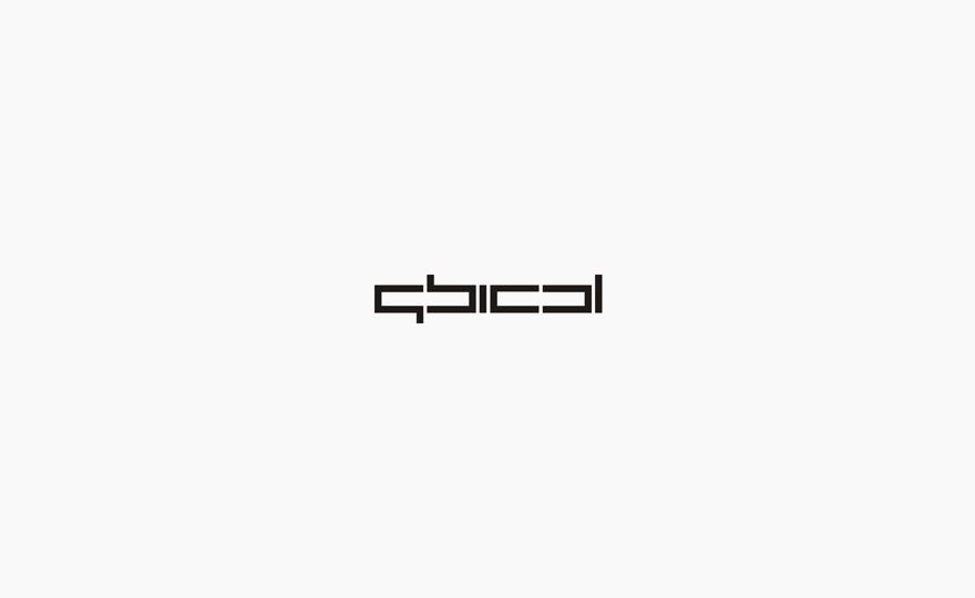 qbical - Logos - Creattica