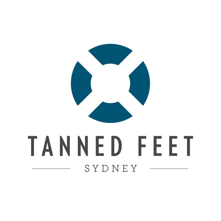 Tanned Feet Sydney - Logos - Creattica