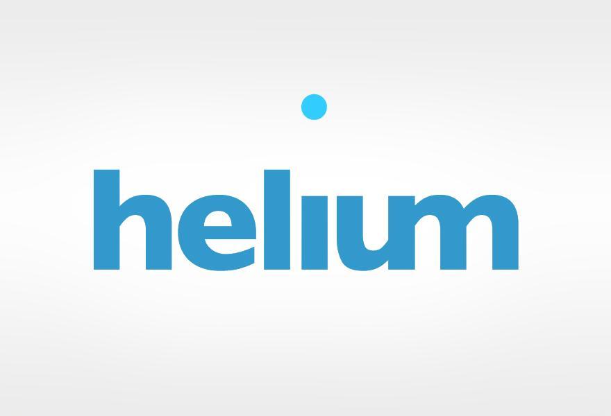 Helium - Logos - Creattica