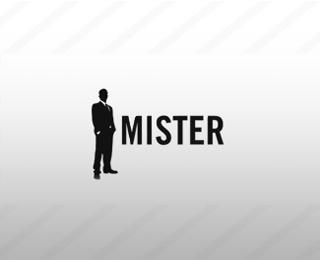 Mister - Logos - Creattica