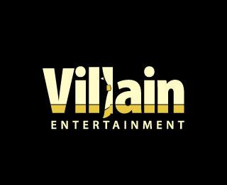 villain - Logos - Creattica
