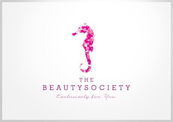 The Beauty Society - Logos - Creattica