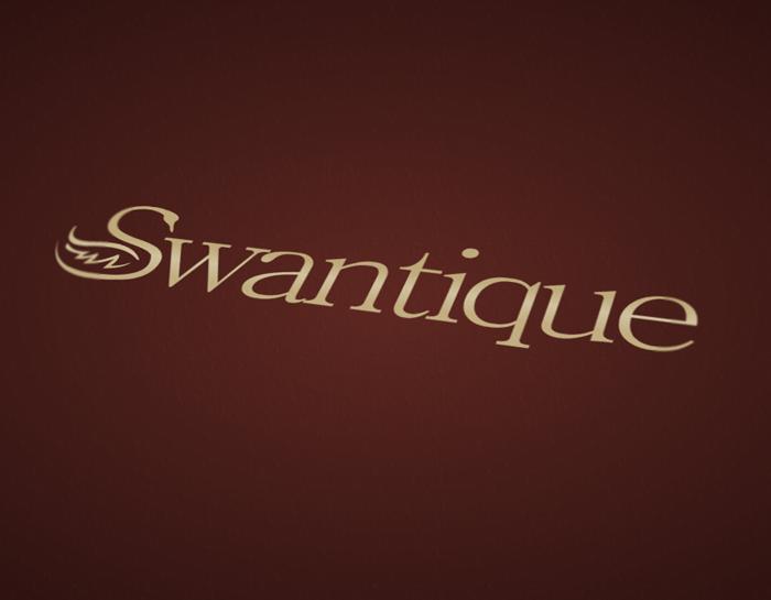 Swantique - Logos - Creattica