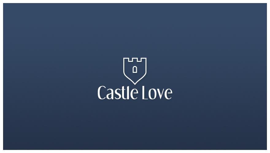 Castle Love - Logos - Creattica