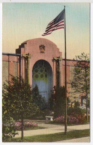 Philadelphia PA Handcolored PC 1928 Sesqui-Centennial | eBay