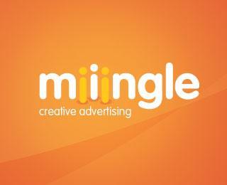 Miiingle Logo - Logos - Creattica