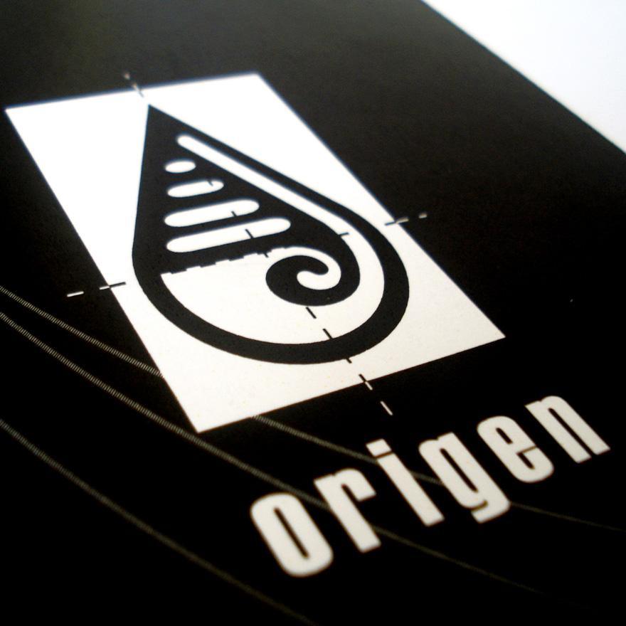 origen logo - Logos - Creattica
