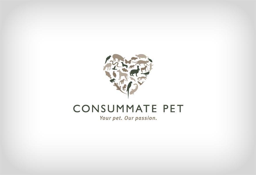 Consummate Pet - Logos - Creattica
